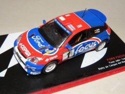 "Ford Focus WRC Rally No.1 ""2002"" IXO"