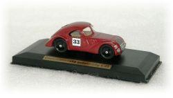 """Jawa 750 """"33"""" - kupé závodní   """"1932"""""""