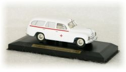 "ŠKODA 1200 AMBULANCE ""1952"""