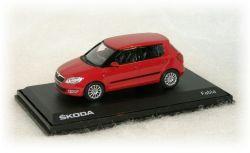 "Škoda Fabia II facelift  ""2010"""