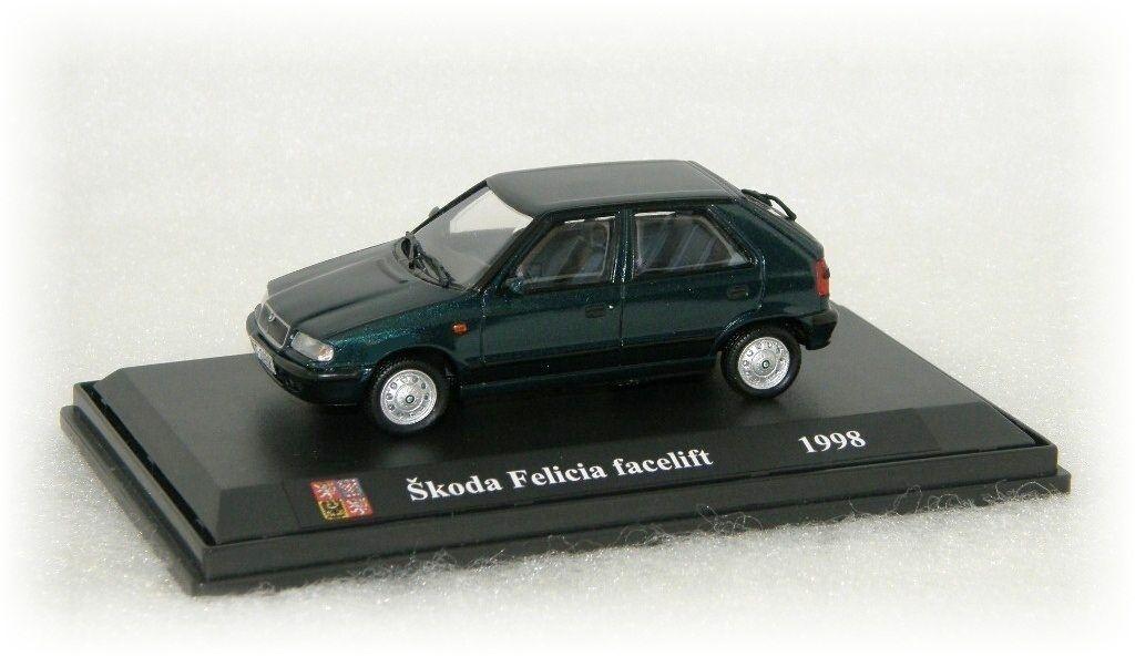 "Škoda Felicia facelift ""1998"" SK Models"