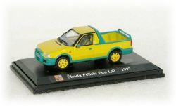 """Škoda Felicia Fun 1,6i  """"1997"""""""