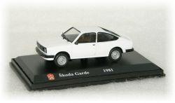"""Škoda Garde  """"1981"""""""
