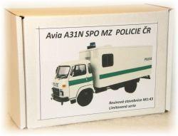 """Avia A31N SPO MZ Policie ČR  """"1994"""""""