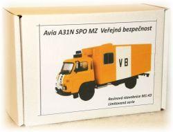"Avia A31N SPO MZ VB  ""1986"""