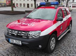 "Dacia Duster   JSDH  Jirkov   ""2015"""