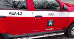 "Dacia Duster JSDH Jirkov ""2015"" AAA AUTO-MODEL"