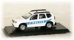 "DACIA DUSTER Police + člun  ""2011"""