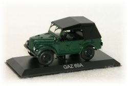 "GAZ 69A     ""1960"""