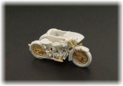 """Indian SCOUT s postranním vozíkem  """"1928"""""""