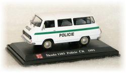 """Škoda 1203   Policie ČR     """"1991"""""""