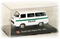 """Škoda 1203 Policie ČR """"1991"""" VL"""