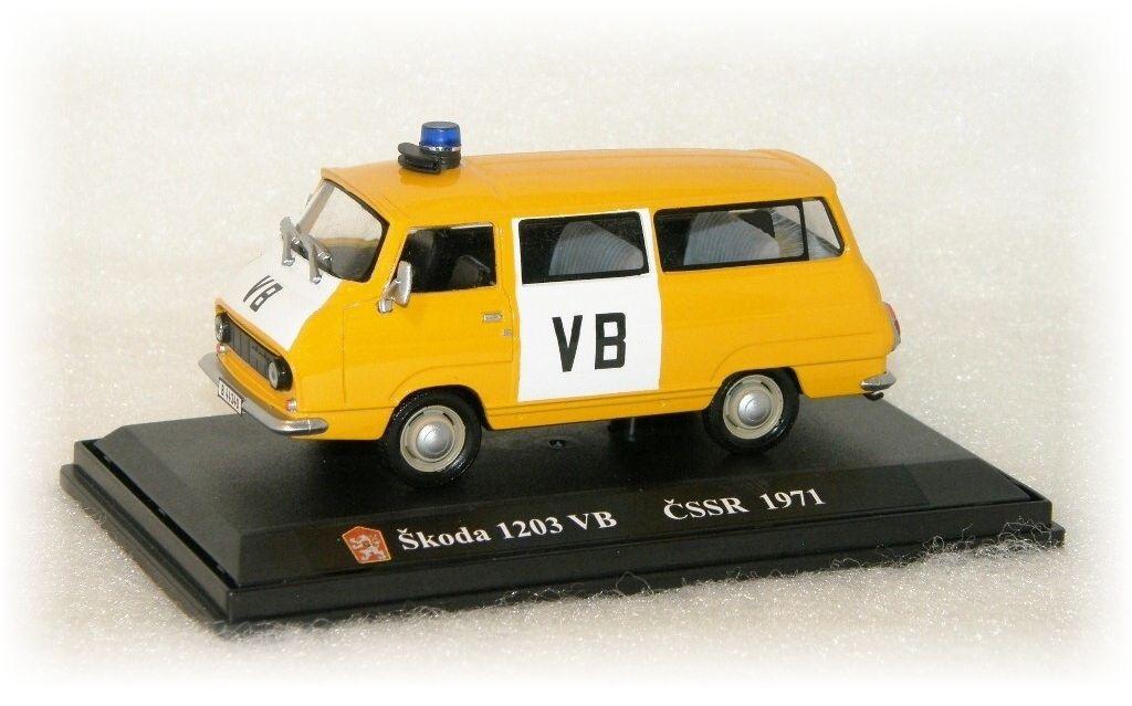 """Škoda 1203 - VB """"1971"""" VL"""