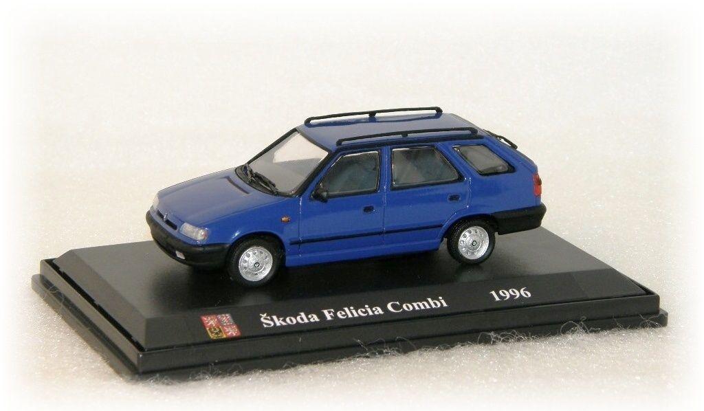 """Škoda Felicia combi """"1996"""" SK Models"""