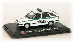 "Škoda Felicia Combi facelift  Policie ČR ""1998"""