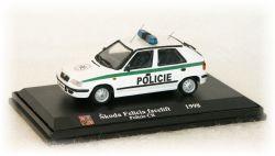 "Škoda Felicia facelift  Policie ČR ""1998"""