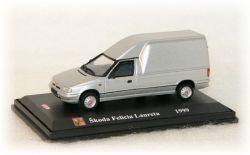 "Škoda Felicia Laureta pracovní verze  ""1999"""