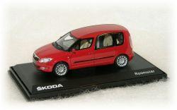 """Škoda Roomster facelift   """"2010"""""""