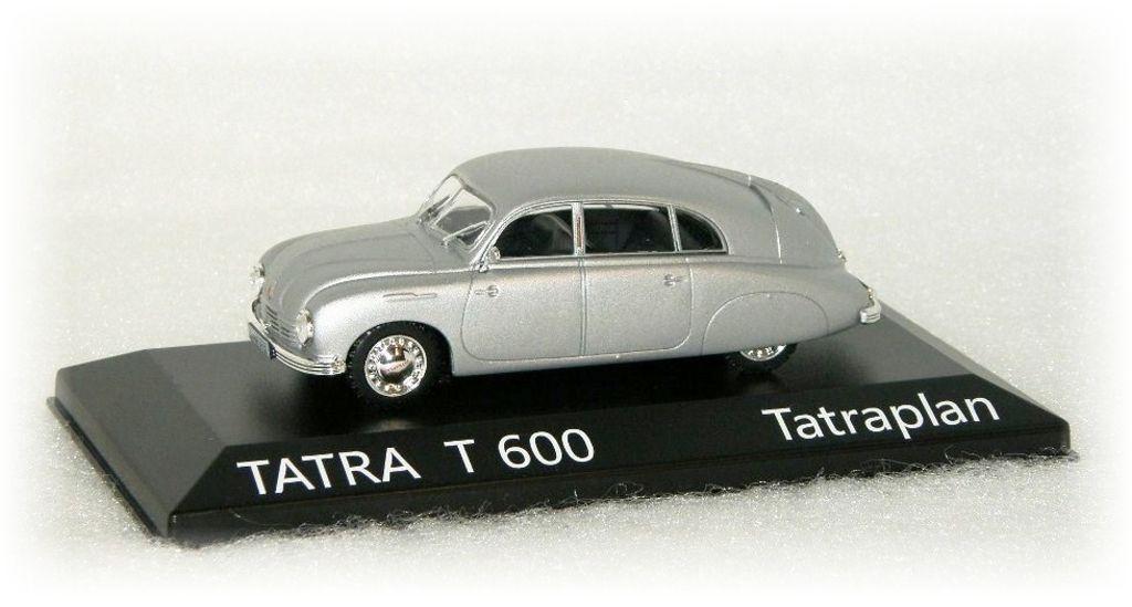 """TATRA T600 TATRAPLÁN """"1948"""" DeAgostini"""