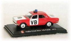 "Volha GAZ M24  VB ČSSR   ""1973"""