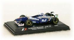 """Renault formule FW 19  No.3  """"1997"""""""