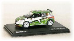 "Škoda Fabia S2000 - Prime Yalta Rally  No.8  ""2011"""