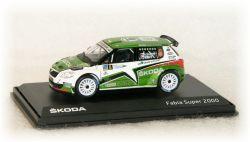 "Škoda Fabia S2000 - Rally Islas Canaria  No.8  ""2011"""