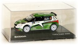 "Škoda Fabia S2000 - Rally Islas Canaria No.8 ""2011"" Abrex"