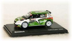 """Škoda Fabia S2000 - Rallye Monte Carlo  No.3  """"2011"""""""