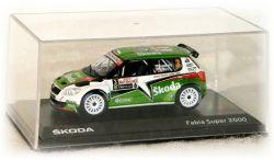 """Škoda Fabia S2000 - Rallye Monte Carlo No.3 """"2011"""" Abrex"""