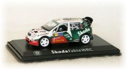 """Škoda Fabia WRC - RallyRACC Catalunya  No.21  """"2006"""""""