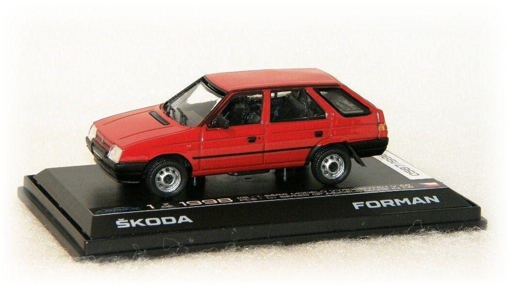 """Škoda Forman """"1993"""" Abrex"""