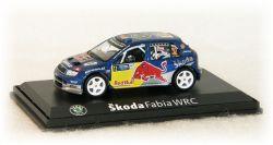 "Škoda Fabia WRC - Rallye Deutschland  No.12  ""2006"""